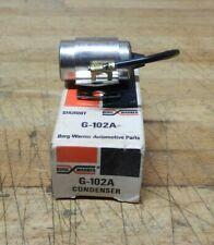 Borg Warner NOS Condenser BWD G102A