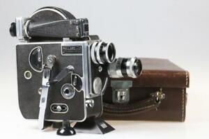 BOLEX PAILLARD H16 Filmkamera - SNr: 24404
