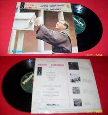 PERE DIDIER _ Les Pantoufles French LP 25 CM 3e Serie Philips
