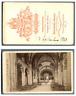Brogi Firenze CDV vintage albumen carte de visite,  Tirage albuminé  6,5x10,