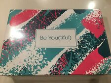 Target Be You tiful Beauty Box with 8 Sample Products Nexxus Loreal Olly Nib