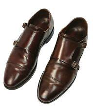 Allen Edmonds Men's Mora 2.0 Leather Monk Strap Dress Shoes 10.5 D Style 2989