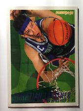 Carte FLEER'94-95 N137 Christian Laettner