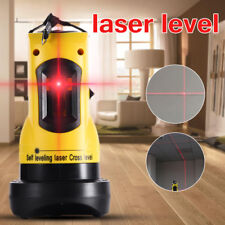 Professional ZH-SL202 Rotary Laser Lazer Level Cross Line Rotating Self-leveling
