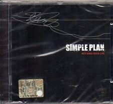 SIMPLE PLAN - MTV HARD ROCK LIVE - CD (NUOVO SIGILLATO)