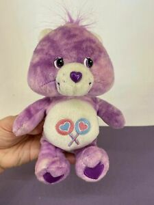 Care Bears - 2003 - Special Edition / Tie Dye - Share Bear
