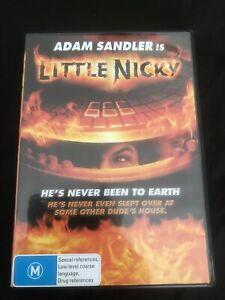 Little Nicky Adam Sandler Movie DVD - AUSTRALIAN REGION 4 RELEASE