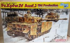 1/35 Scale Dragon Models 'Pz.Kpfw.IV Ausf.J' Mid Production Smart Kit Item #6556