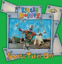 """Good, """"Little Robots"""": Sporty Takes Off, , Book"""