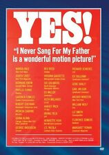 I NEVER SANG FOR MY FATHER (Gene Hackman)  Region Free DVD - Sealed