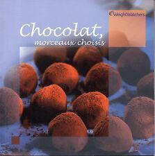 Weight Watchers - Chocolat, morceaux choisis