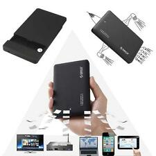 "USB3.0 SATA External 2.5"" SSD HDD ORICO2599US3 Hard Drive Enclosure Disk Case G&"