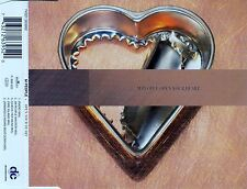 M People: Open your heart/5 TRACK-CD (Deconstruction 1995) - TOP-stato