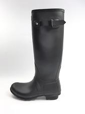 Hunter 'Original tall' Rain Women's Boot (Matte) - Black [US 10]