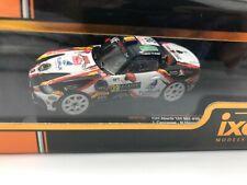 "Die Cast "" Fiat 124 Rgt #39 Rallye Monte Carlo 2020 "" RAM753 IXO Scale 1/43"