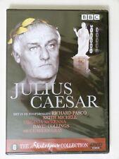 Julius Caesar BBC Shakespeare Collection DVD New Sealed - DUTCH Subtitles