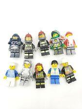 Lego Mini Figure Minifigure People Mixed Lot Parts & Pieces B