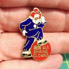 Mason Shriner Pin Ben Ali Shrine Clowns - Has clown wearing fez collectible pin for sale