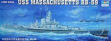 TRUMPETER® 05306 USS Massachusetts BB-59 in 1:350