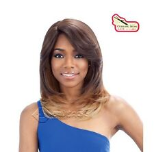 Equal Synthetic Invisible Lace Front L Part Wig Heaven