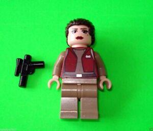 LEGO STAR WARS FIGUR ### PADME AMIDALA MIT WAFFE AUS SET 9515 ### =TOP!