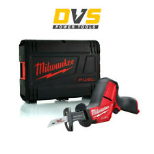 MILWAUKEE M12CHZ-0 12V M12 CORDLESS FUEL HACKZALL RECIPROCATING SAW WITH CASE