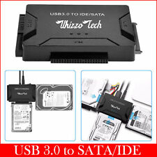 "USB 3.0 to IDE/SATA Converter Adapter with Power Switch for 2.5""/3.5"" SATA/IDE"
