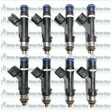 Motor Man | 0280158660 JR3E-AB Fuel Injector | Ford F-150 Mustang 5.0L | 18lb/Hr
