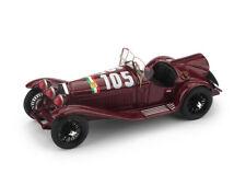 Alfa Romeo 2300 #105 Mille Miglia 1932 T.Nuvolari G.B.Guidotti BRUMM 1:43 R078B