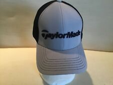 TaylorMade Unisex Hat Golf Baseball New Navy Blue Gray White One Fit