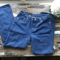 CHANEL 2009 Collection Jeans - Sz FR 38/US 6
