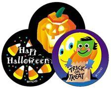 60 Trend Halloween (Réglisse) Scratch N Sniff Reward stickers