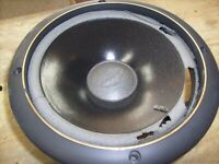 INFINITY SM-85 Speaker 8 inch Woofer , needs refoamed , with trim ring