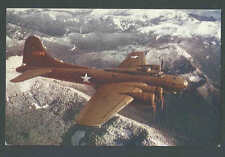 PPC* C-30 Famous Flying Fortress-Boeing Aircraft Co Good Card Mint