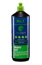 PROFECT Schleifpolitur Heavy Cut, extra grobe Polierpaste fürs Auto 1,25 kg