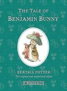 The Tale of Benjamin Bunny by Beatrix Potter (Hardback, 2012)