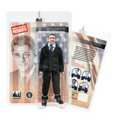 US Presidents 8 Inch Action Figures Series: Bill Clinton [Black Suit]