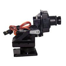 Boscam CM210 Aircraft FPV PTZ Pan Tilt Platform Anti-Vibration w/Camera & Servo