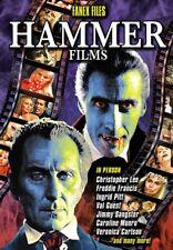 Hammer Films: FANEX Files NEW DVD