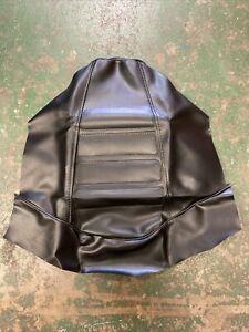 motorcycle Seat Cover Honda Cub C70 C50 C90 Single Seat Cover Black 1975 - 2002