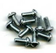 S47 SCREWS (10) for American Flyer S Gauge Scale Steam Engines Accessories