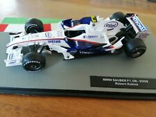 BMW Sauber, Robert Kubica, Formel 1 2008, Modellauto Modellcar 1:43