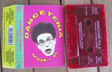 DANCETERIA Vol. 6 (1994) MC TAPE ORIGINALE RTI Music – RTI 1050-4