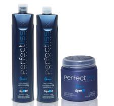 Perfect Liss Advance Brazilian Protein Progressive Brush 3x1 (New Package) - Per