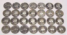 1965-1998 S  Clad Washington Quarter Proof & SMS Complete Set 33 Coins
