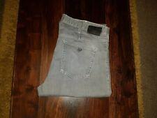 "Men's AJ Armani Jeans, J31 Regular, W 38"", L 31"", Straight Leg, Grey"