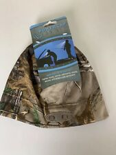 Panther Vision Power Cap LED Lighted Headlamp Fleece Lined Beanie REALTREE Camo