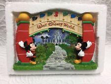 Walt Disney World Photo Frame 6 X 9 with Mickey and Minnie