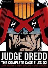 Judge Dredd: Judge Dredd: the Complete Case Files 2 2 by Pat Mills and John...