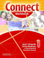 Connect Workbook 1 Portuguese Edition by Richards, Jack C.|Barbisan, Carlos|Sand